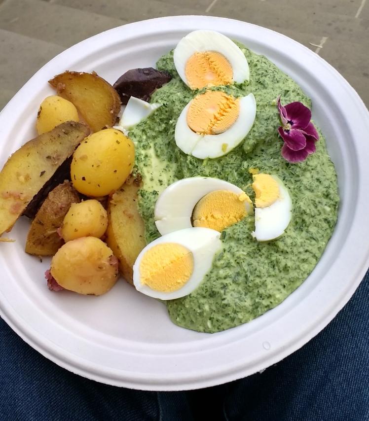 Grie Soß Festival Wo Gibt Es Die Beste Grüne Soße In Frankfurt