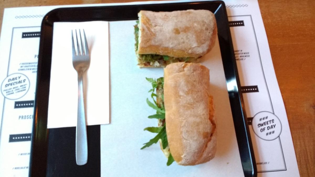 Die besten Sandwichplätze in Frankfurt