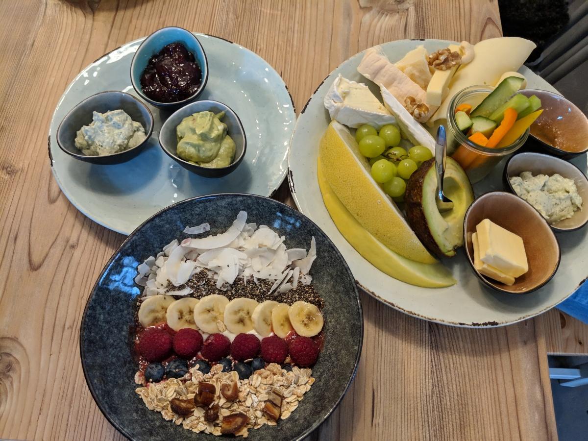 Frühstück in Bockenheim: Soulmate Cafe