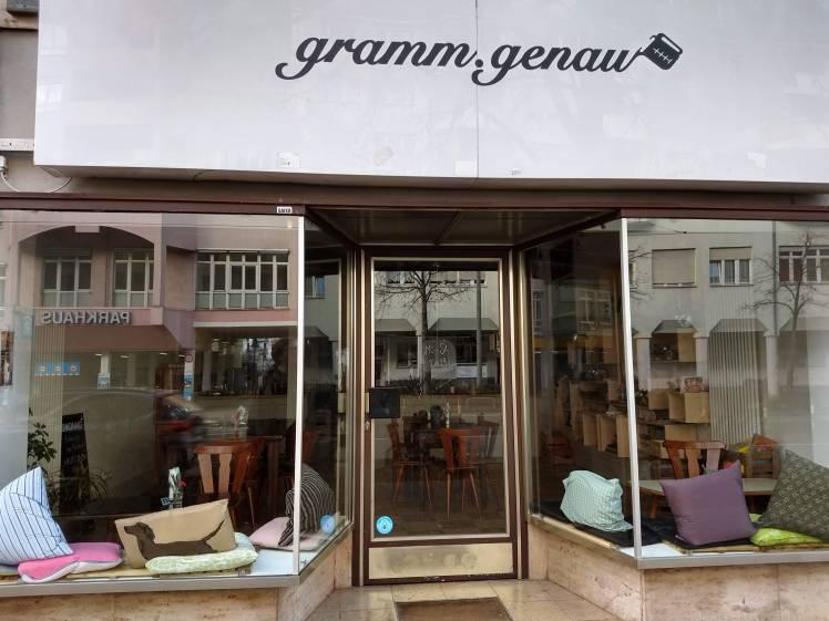gramm.genau in Bockenheim