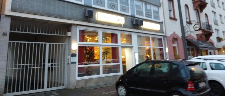 Pizzeria Da Paolo in der Schlossstraße